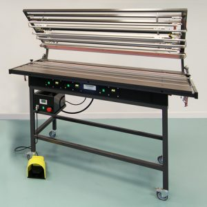 HRK Linear Heating Tables