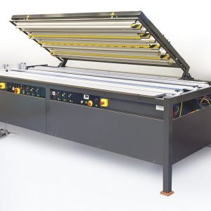 HRP Linear Heating Tables