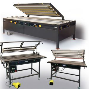 Plastic Heating and Bending | Acrylic Bending Machines